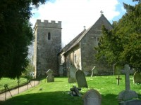The Church of St. Mary, West Stour