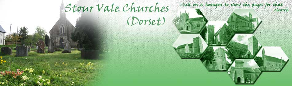 The Stour Vale Churches (Dorset) website - a Stour Row page