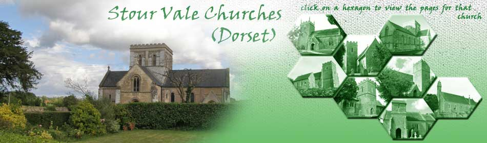 The Stour Vale Churches (Dorset) website - an East Stour page