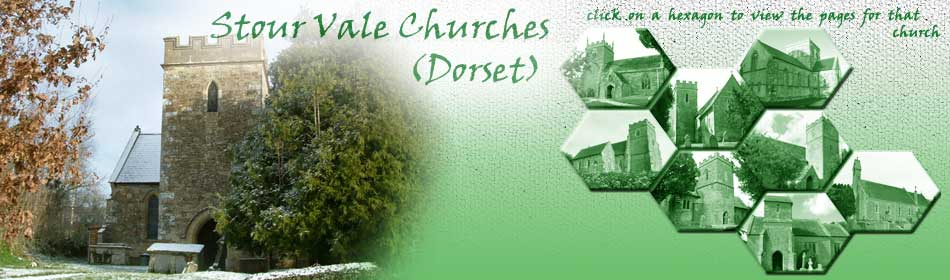 The Stour Vale Churches (Dorset) website - a West Stour page